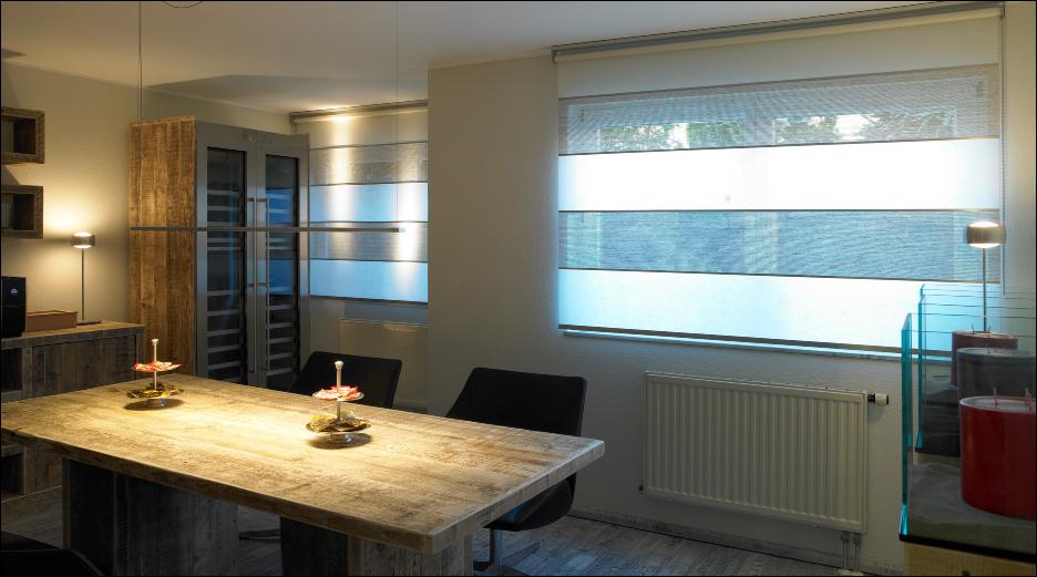 schner wohnen raffrollo beautiful cheap amazing einfache schner wohnen andere gardinen galerien. Black Bedroom Furniture Sets. Home Design Ideas